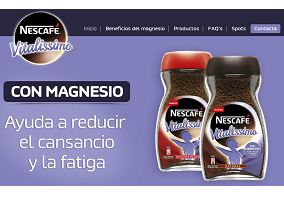 Spain: Nestle unveils Nescafe with added magnesium