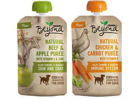 Clean labelling, bold flavour combine in new dog food