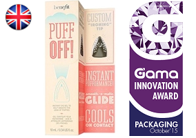Gama Innovation Award: Benefit Puff Off!