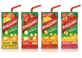 """Brazil: Ebba launches Maguary """"nectar with pieces"""""""