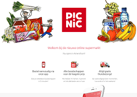 Netherlands: Online 'supermarket' Picnic launched