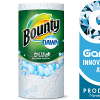Gama Innovation Award: Bounty Kitchen Towel With Dawn