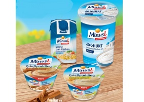 Germany: Omira Oberland expands Minus L lactose-free brand