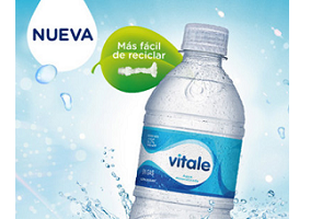 Uruguay: Montevideo Refrescos launches Vitale bottled water brand