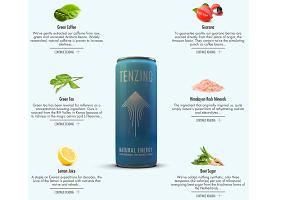 UK: Tenzing Energy Drink makes its debut