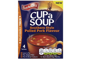 Dried soup branches out with texture and flavour innovation
