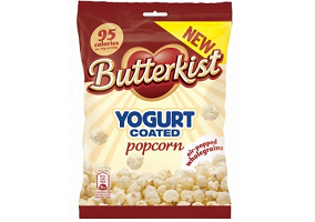 UK: Tangerine Confectionery to launch yoghurt-coated popcorn
