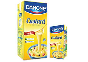 India: Danone launches ready to eat custard