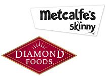 USA: Diamond Foods acquires minority interest in Metcalfe's Skinny
