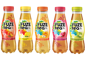 Australia: Coca-Cola South Pacific launches Fuze Tea