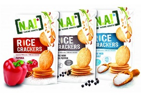 Germany: CFP Brands launches Nature Addicts rice crackers