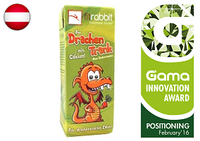 Gama Innovation Award: FitRabbit Organic Dragon Drink