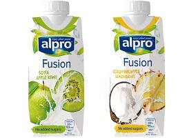 UK: Alpro introduces Alpro Fusion brand