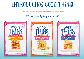 USA: Mondelez International releases Good Thins snack brand