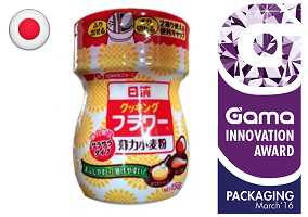 Gama Innovation Award: Nisshin Cooking Flour Shaker