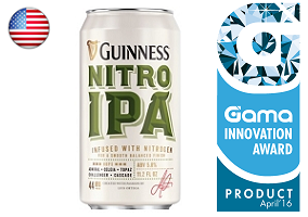 Gama Innovation Award: Guinness Nitro IPA