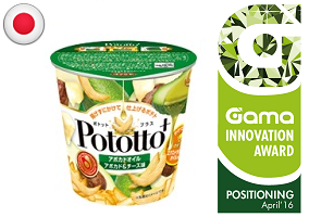 Gama Innovation Award: Koikeya Pototto+ Potato Snack
