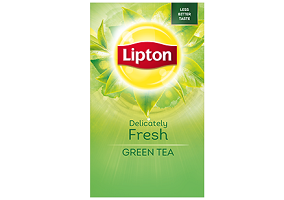 "Australia: Unilever launches green tea ""with no bitter aftertaste"""