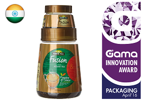 Gama Innovation Award: Tata Tea Fusion Tea