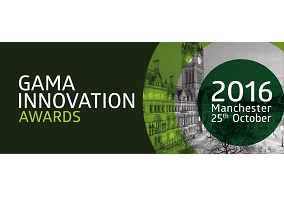 Gama Innovation Awards 2016