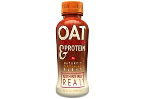 USA: Nothing But Real launches oat-based protein shakes