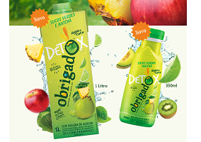Brazil: Obrigado launches detox drink with matcha