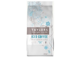 UK: Taylors of Harrogate introduces iced coffee blend