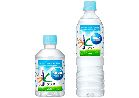 Japan: Asahi and Calpis brands in drinks collaboration