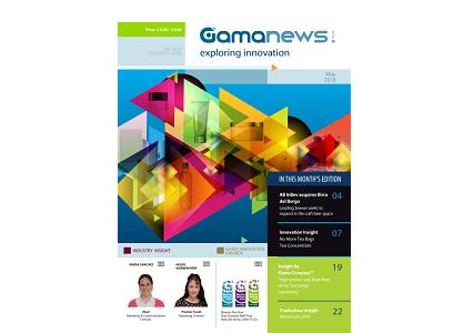 Gama News – May 2016