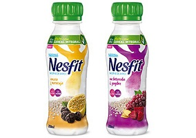 Brazil: Nestle launches rice-based Nesfit Smoothie