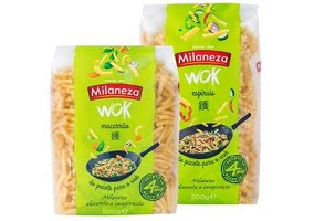 Portugal: Cerealis launches Milaneza Wok Pasta