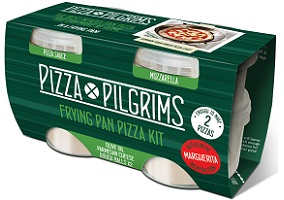 UK: Pizza Pilgrims introduces frying pan pizza kit