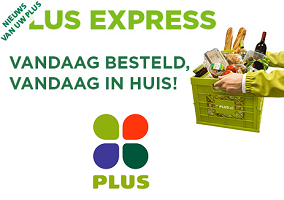 Netherlands: Plus launches same-day delivery