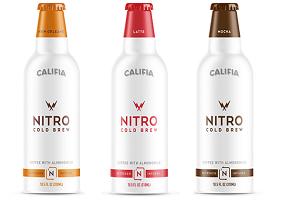Nitrogen coffee taps craft beer appeal