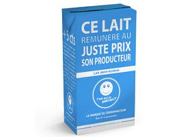 France: 'Consumer brand' milk set for debut