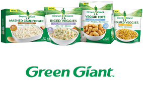 USA: B&G Foods revamps Green Giant brand