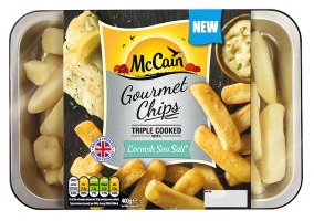 UK: McCain expands into chilled food