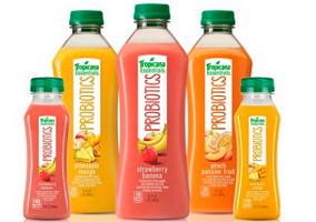 USA: Pepsico launches Tropicana Essentials Probiotics