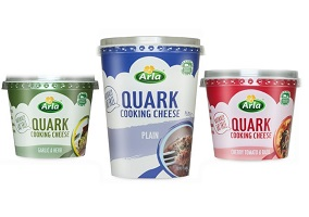 UK: Arla Foods launches Arla Quark