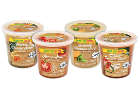 USA: Campbell Soup launches Garden Fresh Gourmet fresh soups