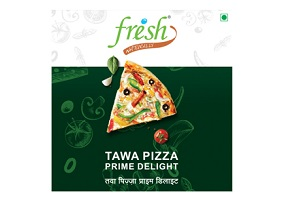 India: WestCoast Fine Foods launches ready-to-cook tawa pizza