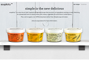 USA: Campbell Soup launches Souplicity