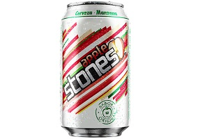 Chile: CCU launches apple flavour Stones beer