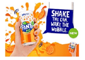 Australia: Coca-Cola introduces Fanta targeted at teens