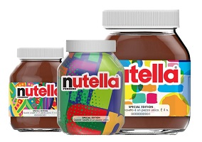 Italy: Ferrero launches 7 million unique edition Nutella jars