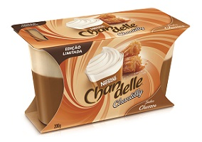 Brazil: Nestle launches new Chandelle Chantilly desserts