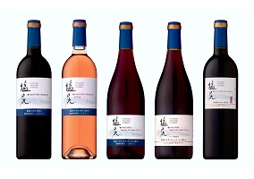 Japan: Suntory introduces a new series of Japanese wine