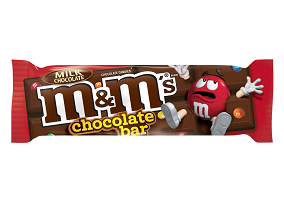 Australia: Mars introduces M&M's chocolate blocks