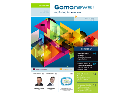 Gama News – March / April 2017
