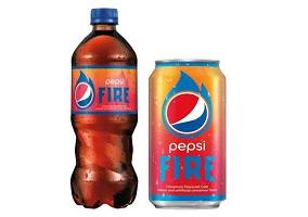 USA: PepsiCo launches Pepsi Fire